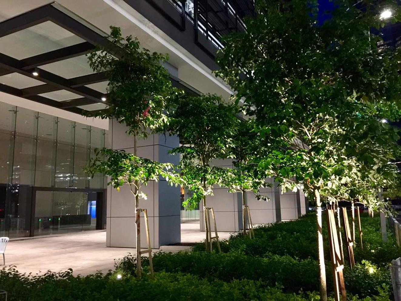 Kl eco city malaysia rp design illuminazione m sdn bhd