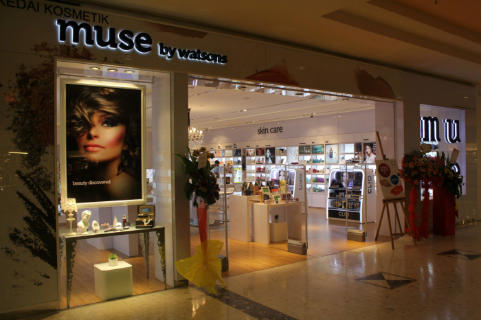 Muse By Watsons, Malaysia